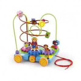 Viga Koráľový rám - Aktivity - Farma / drevené hračky