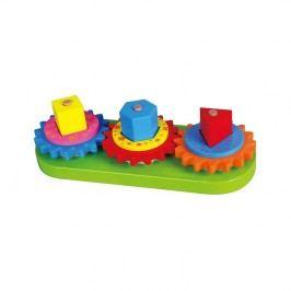 Viga Otáčajúce tvary / drevené hračky