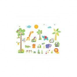 Fisher-Price Fisher-Price Rainforest - Sada dekoratívnych nálepiek
