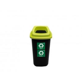 Kôš na odpad 45l zelený