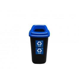 Kôš na odpad 45l modrý