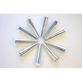 Formička trubička 9cm 10ks