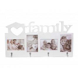 MAKRO - Fotorámik Family so 4 háčikmi