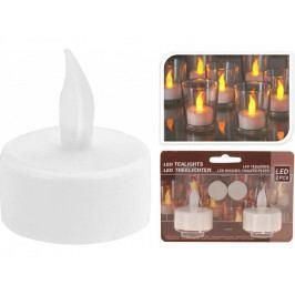 Sviečky s LED svetlom sada 2ks