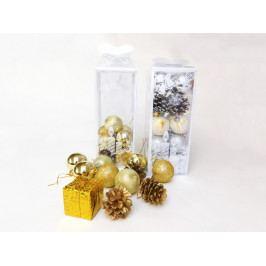 Ozdoby vianočné 20ks