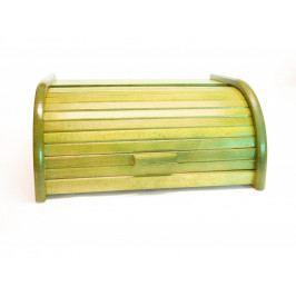 Chlebník drevo žltý