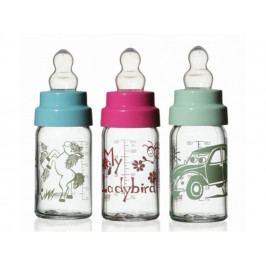 Fľaša kojenecká 125ml mix