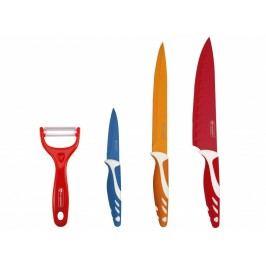 Nože sada 3 ks + škrabka,BL-3023NCOL