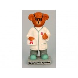Medveď doktor 20cm 8804