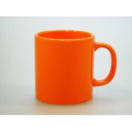 Hrnček oranžový 9cm 300ml