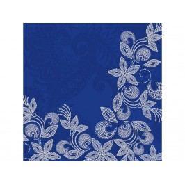 Servítky 33/3/20 kvety modré