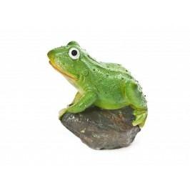 Žaba dekorácia 12x11cm