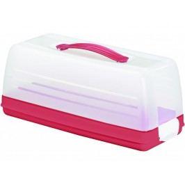 Box na koláče s prenosným systémom