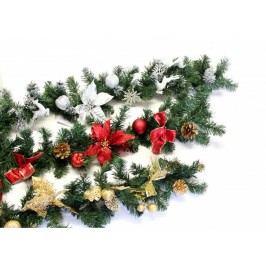 Girlanda vianočná ozdob.180cm