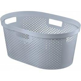Plastový kôš na čisté prádlo 40 l