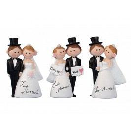 Svadobníci 10,5cm mix