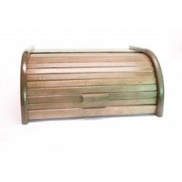 Chlebník drevo tmavo hnedý