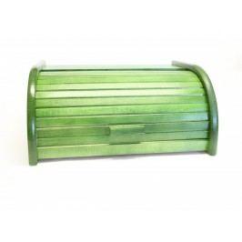 Chlebník drevo zelený