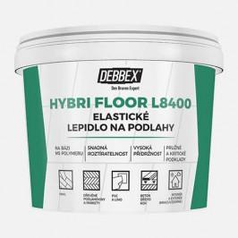 Den Braven HYBRI FLOOR L8400 - Elastické lepidlo na podlahy - svetlo hnedá - 15 kg