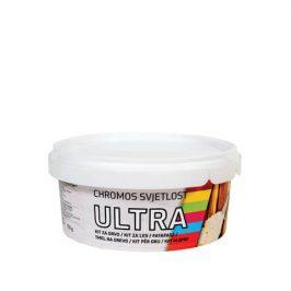 Chromos-Svjetlost Ultra Kit - Tmel na drevo - mahagón - 750 g