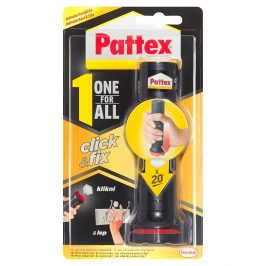 HENKEL Lepidlo Pattex One For All Click&Fix - 30 g