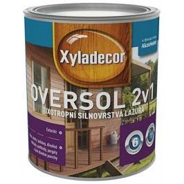 Xyladecor Xyladecor OVERSOL 2v1 - silnovrstvá lazúra na drevo - rossewood - 2,5 l