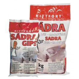 KITTFORT Sadra modelárska - biela - 3 Kg