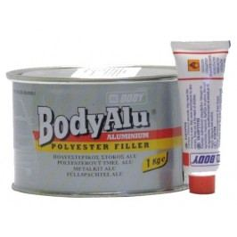 HB BODY Tmel Body Alu PES s hliníkom - 250 ml