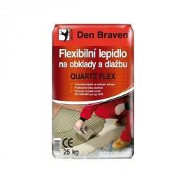 Den Braven Flexibilné lepidlo na STAMP resp, obklady a dlažbu QUARTZ FLEX C2TE - šedá - 7 kg