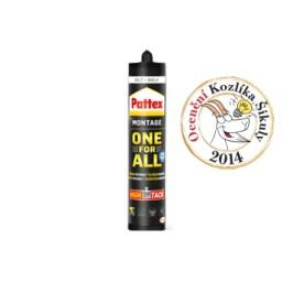 HENKEL Pattex ONE FOR ALL Montážne lepidlo - 440 g