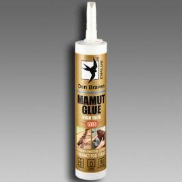 Den Braven Mamut glue High tack - odolné univerzálne lepidlo - biela - 25 ml