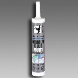 Den Braven Mamut glue multi - lepidlo s možnosťou tmelenia - biela - 290 ml
