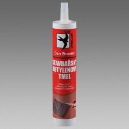 Den Braven Stavbársky butylénový tmel - biela - 600 ml