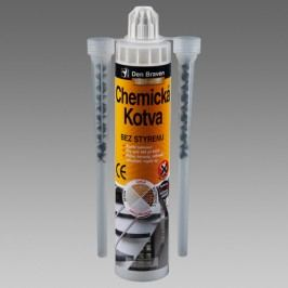 Den Braven Chemická kotva bez styrénu - Polyester SF - šedá