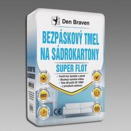 Den Braven Bezpáskový tmel na sadrokartóny SUPER FLOT - biela - 25 kg