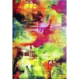 Belis 80x150 cm, farebný abstraktný motív