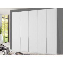 New York D, 225 cm, biela/biely lesk