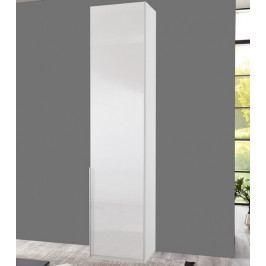 New York D, 45 cm, biela / biely lesk