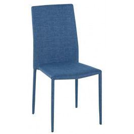 Doris, modrá látka