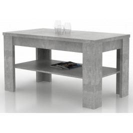 AS-55, šedý beton