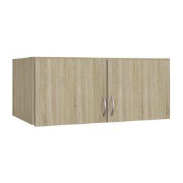 Case, 91 cm, dub sonoma