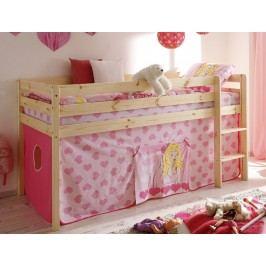 Látkový povlak pre posteľ Keni CINDY 60955
