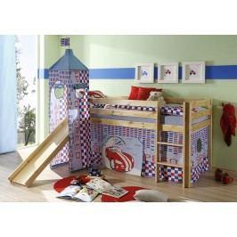 Látkový povlak pre posteľ Snoopy SPEED 65970