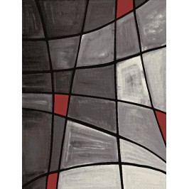 Koberec geometrickým vzorom BRILLIANCE 160x230