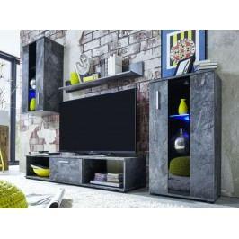 Obývacia stena ROCKY