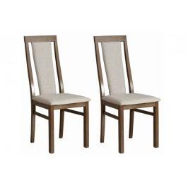 Stoličky alcan kr0118-d53-in22 komplet 2 ks.