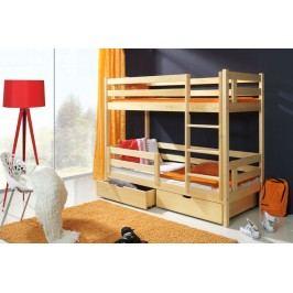 Poschodová posteľ romek