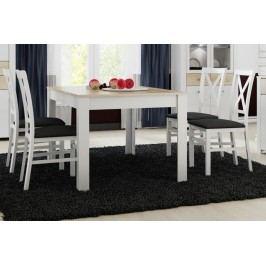 Komplet alice - stôl + 4x stoličky