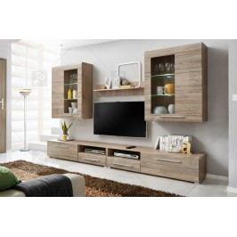 Obývacia stena timber 280 - výpredaj
