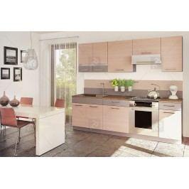 Fresh 1,8 / 2,4 m z ws80 sp - komplet kuchynského nábytku